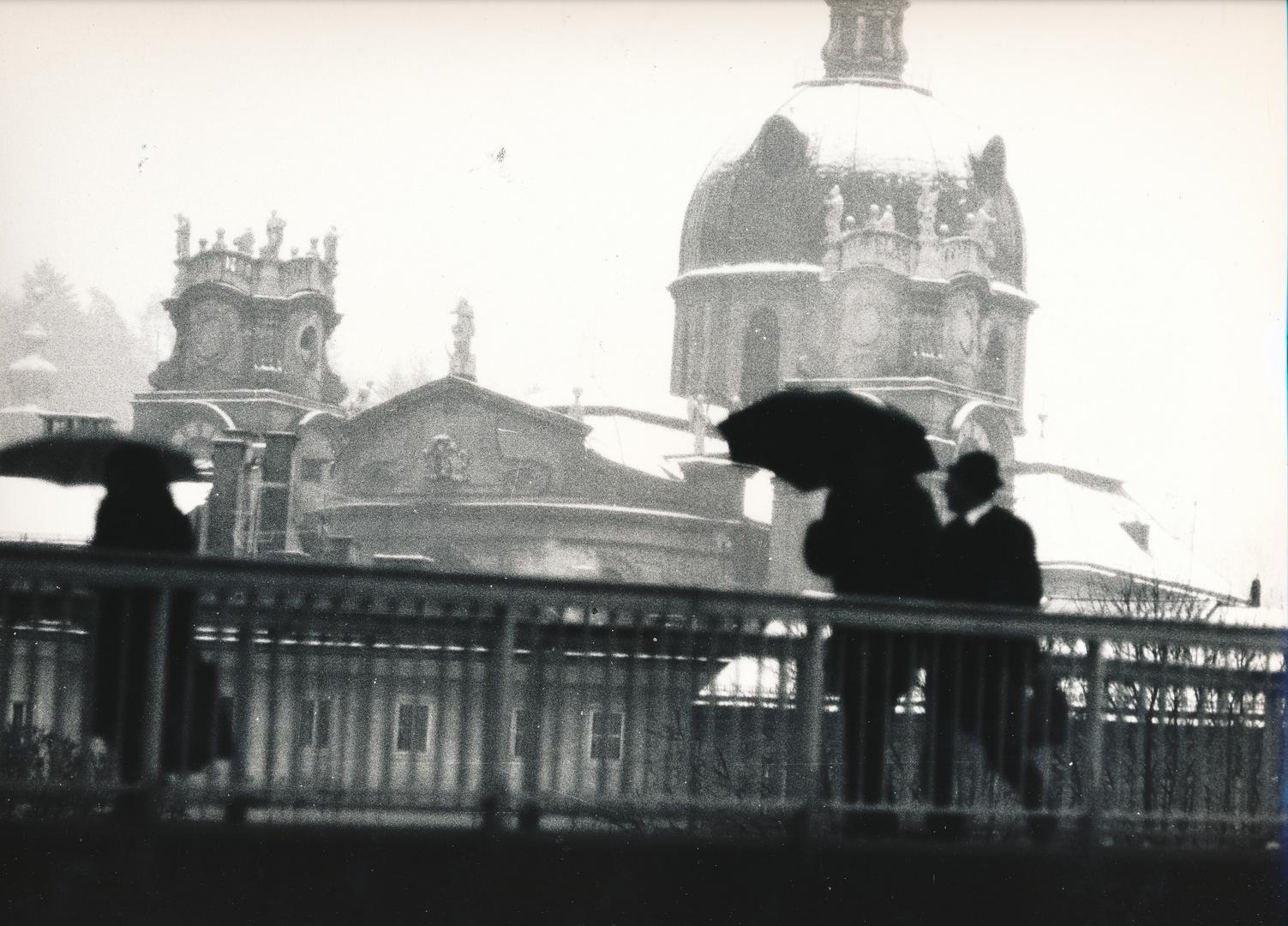 Teil meiner Serie im alten Stil über Paris