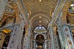 Teilansicht Peterskirche