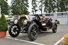 Teilnahme Indy 500 1914