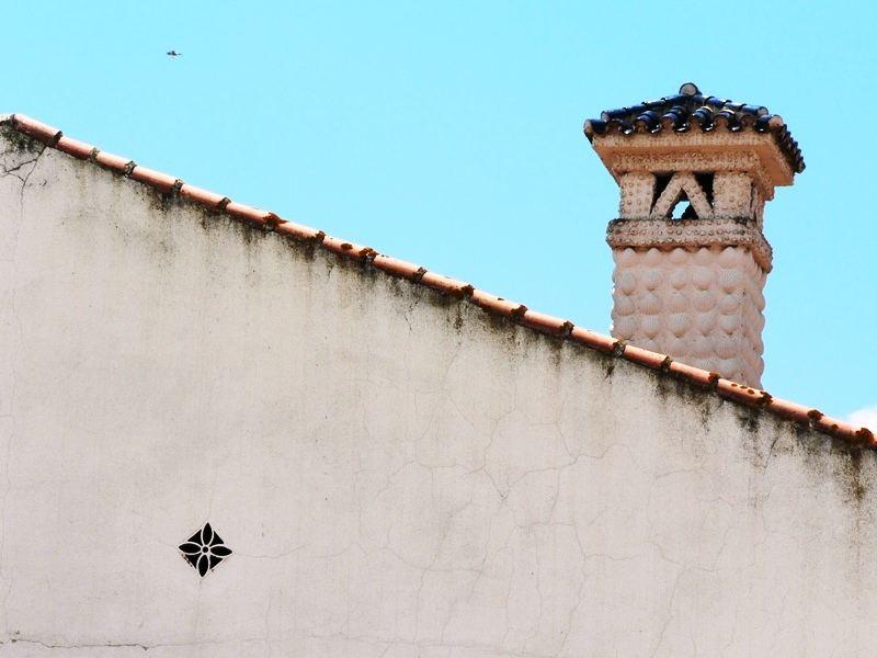 tejado de iglesia --