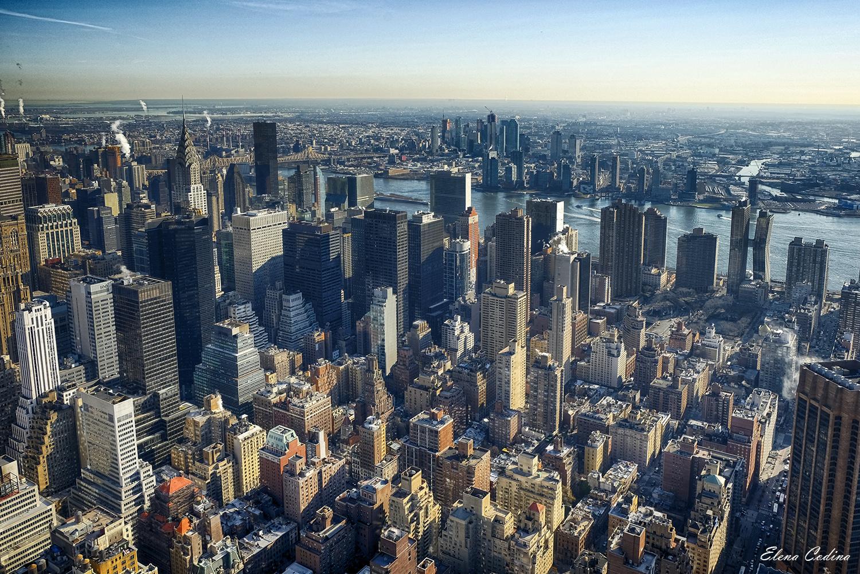 Tejados de Nueva York