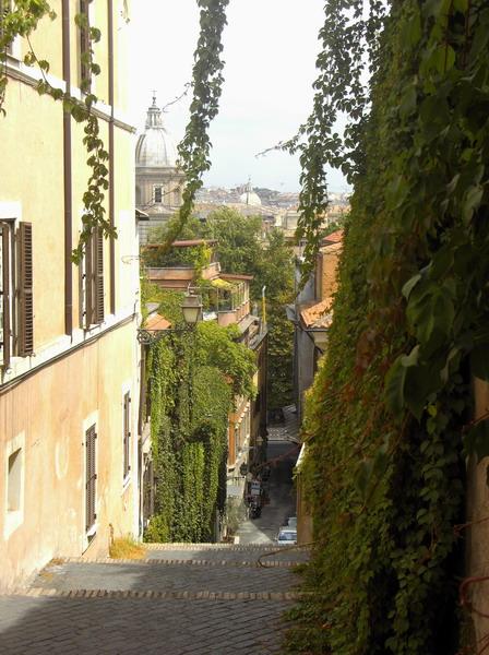 Tejados romanos - Roman roofs