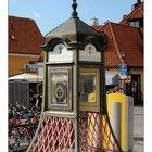 Telefonhäuschen in Visby