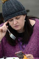 telefonieren ist kalorienbewusster