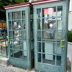 Telefonzellen in Österreich