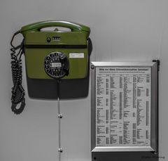 """""""Telefonzentrale"""""""