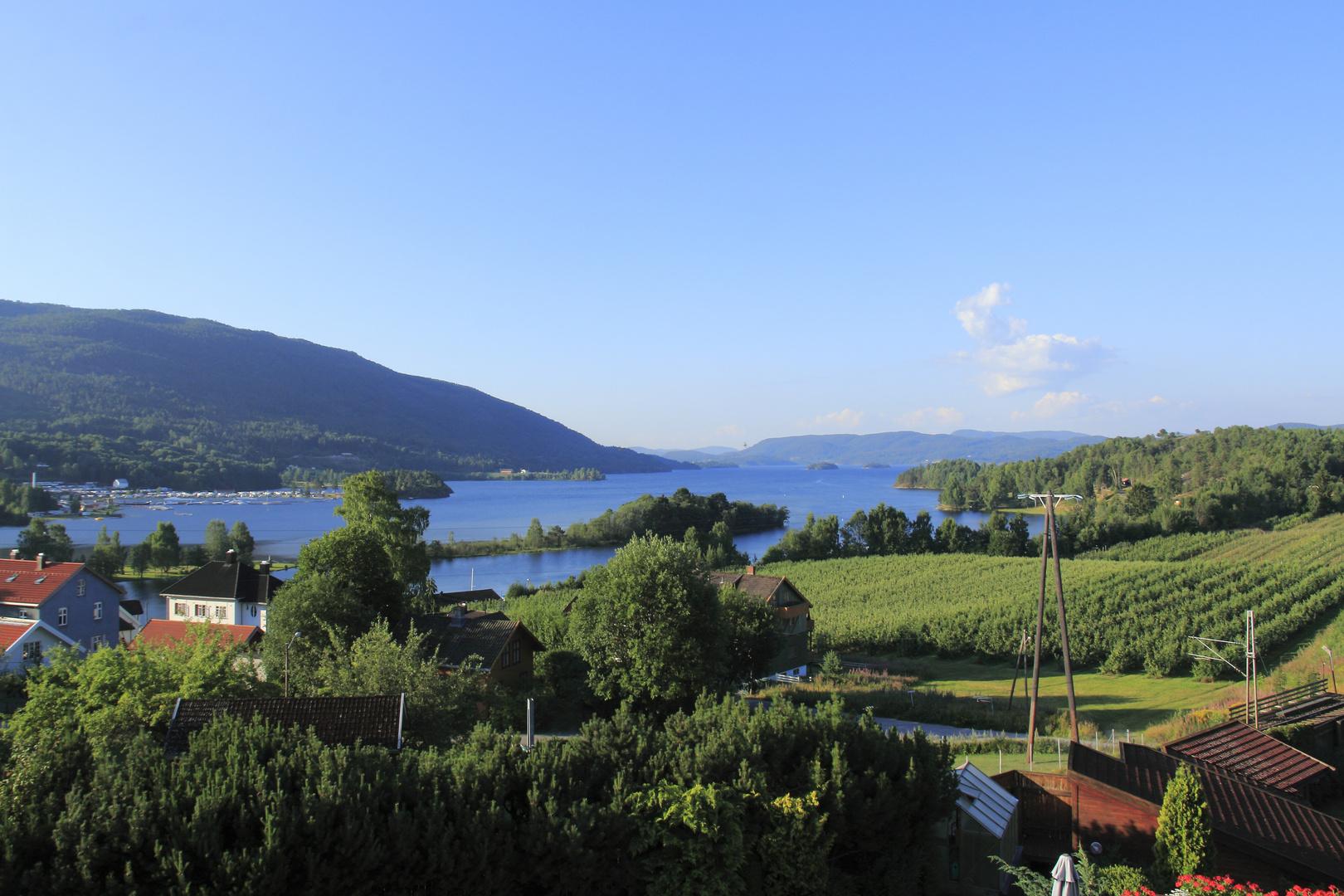 Telemark-Landschaft