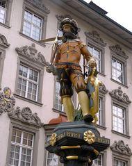 Tell in Schaffhausen