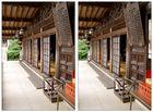 Tempel am Takaosan