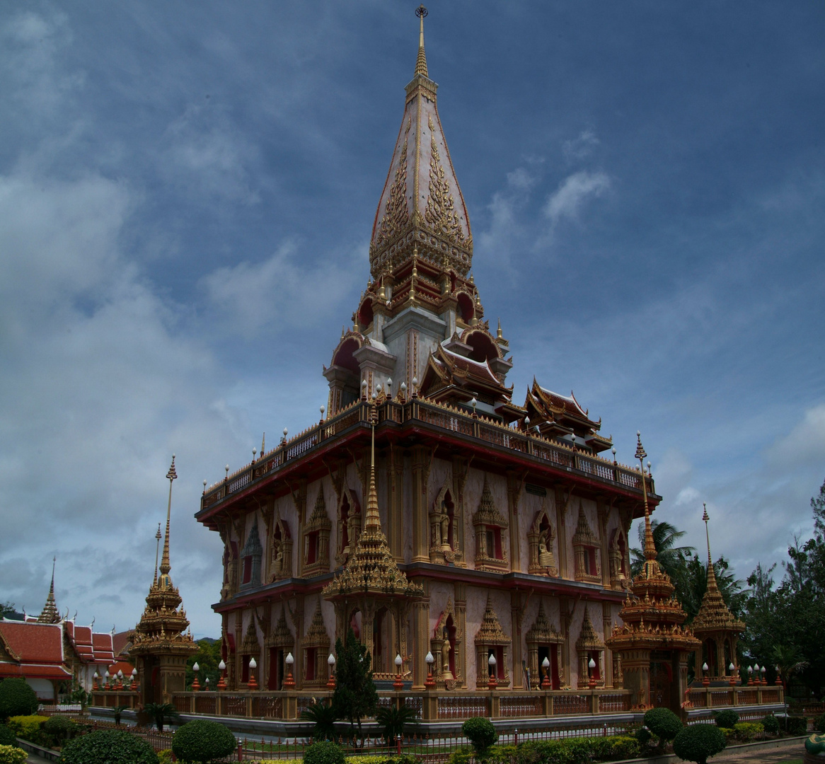 Tempel auf Phuket