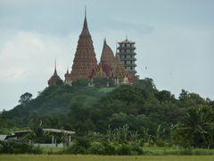 Tempel bei Kanchanaburi