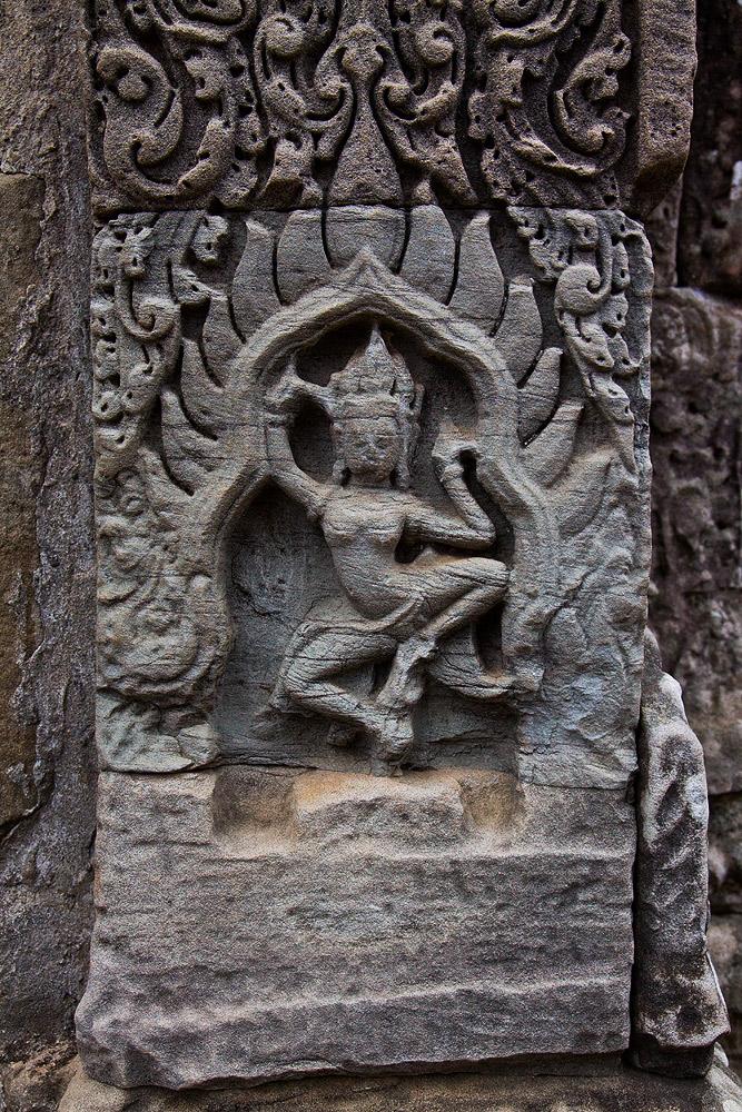 Tempel Dance
