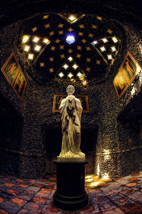 Tempel der Nacht 1