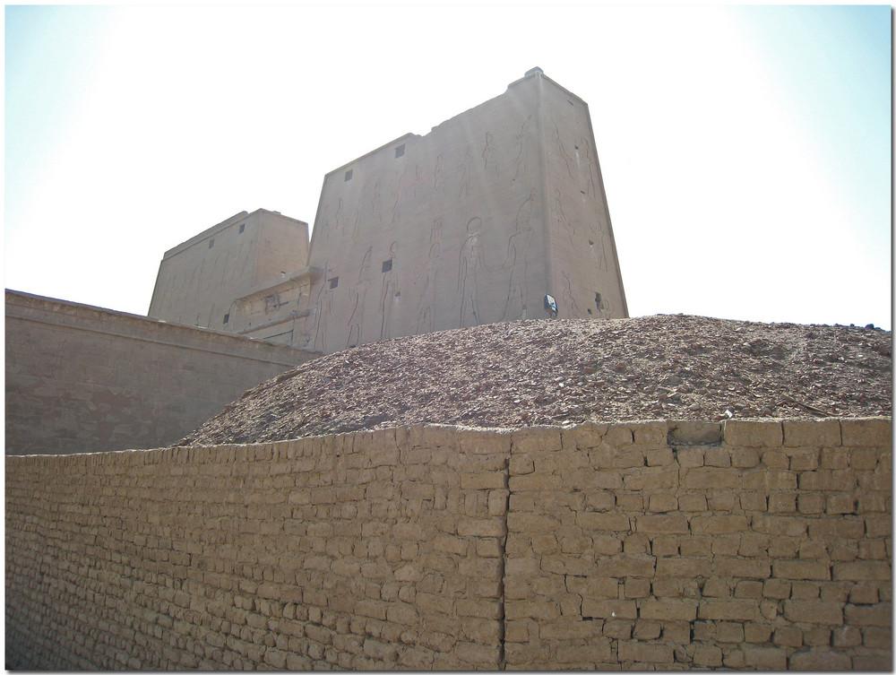 Tempel des Horus II