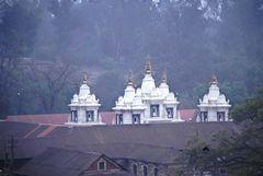 Tempel im Rauch der Verblichenen