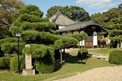 Tempel im Südosten Kyotos