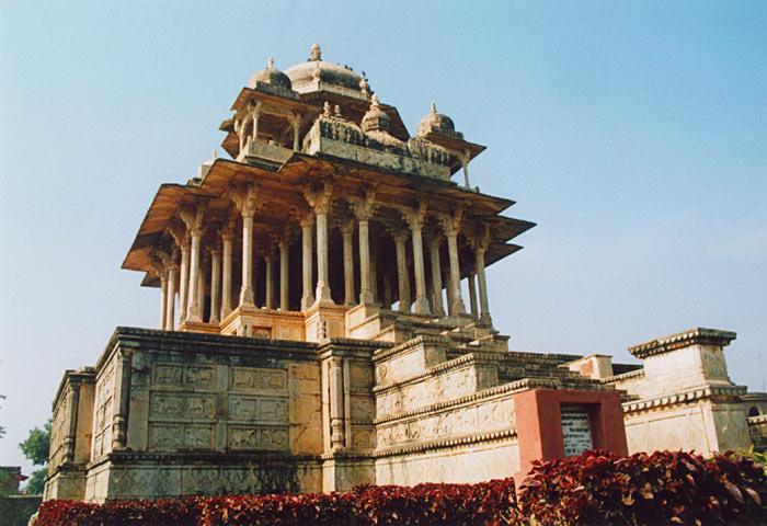 Tempel in Bundi