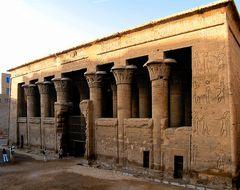 Tempel in Esna