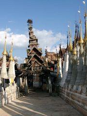 Tempel in Inndein