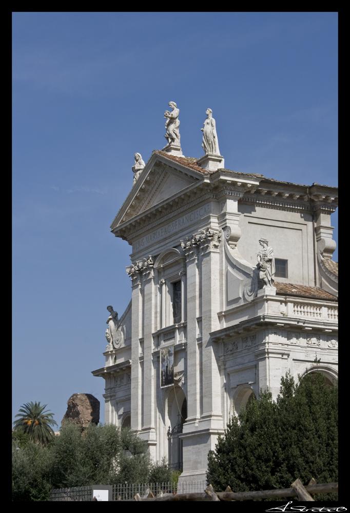 Tempel in Rom - Studienfahrt