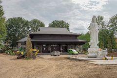 Tempel in Rostock eingeweiht