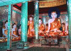 Tempel in Südburma