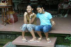 Tempel-Kinder