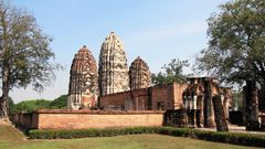 Tempel mit 3 Türmen
