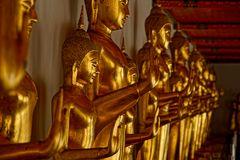 Tempel Statuen - Thailand
