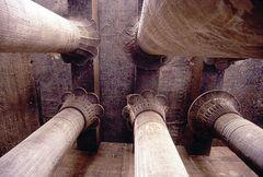 Tempel von Esna in Egypten