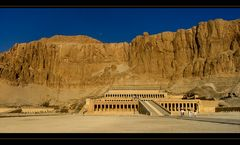 Tempelanlage der Hatschepsut