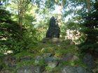 Tempelanlage im Stadtpark von Asahikawa