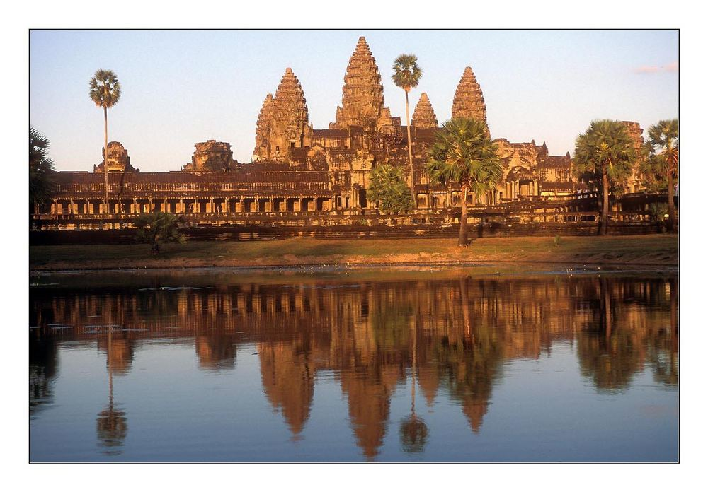 Tempelanlagen von Angkor Wat