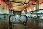 Tempelhof - Durchgang verboten