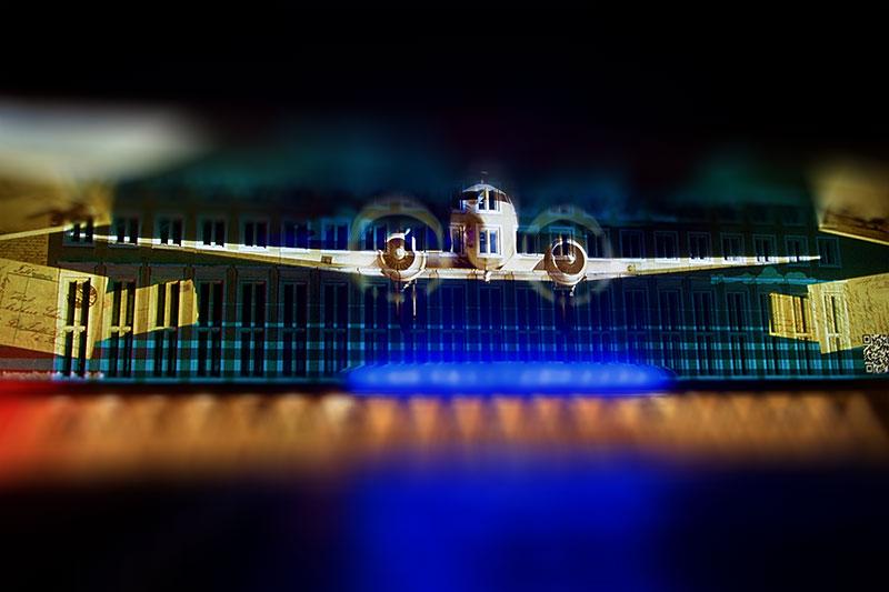 Tempelhof - Festival of Light 2012