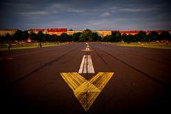 Tempelhofer Ansichten...