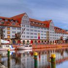 Tempelhofer Hafen Speicherhaus