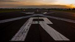Tempelhofer Landebahn 27 R
