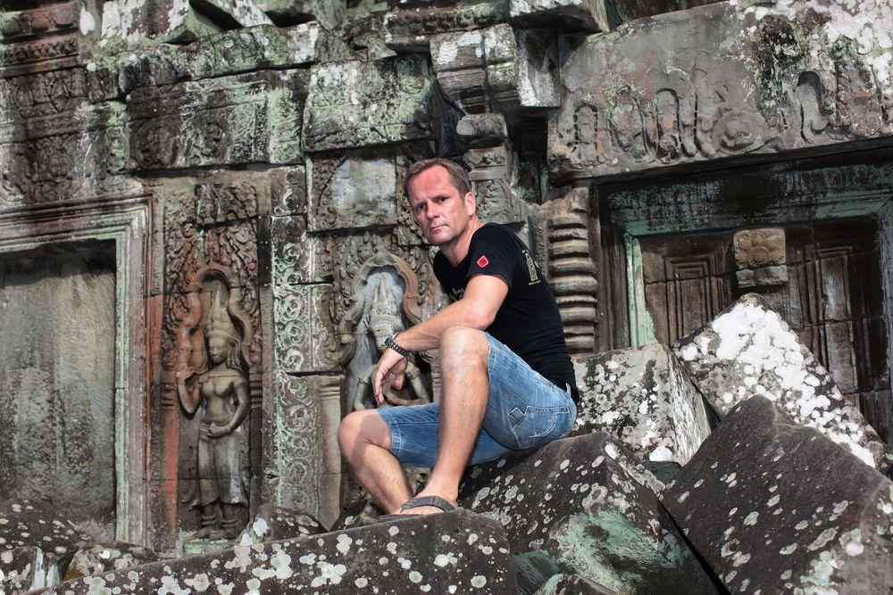 Tempelpause :-)