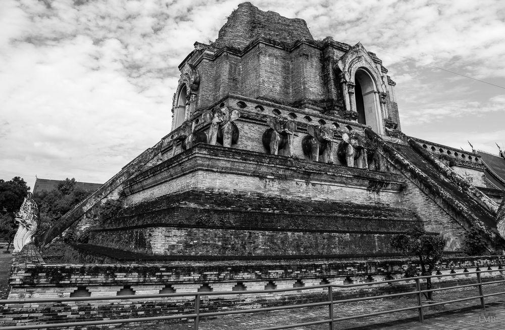 Tempelstadt Chiang Mai