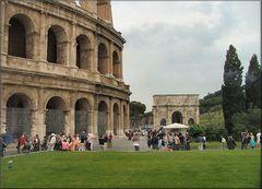 Tempi passati a Roma