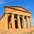 Tempio della Concordia, valle dei templi Agrigento