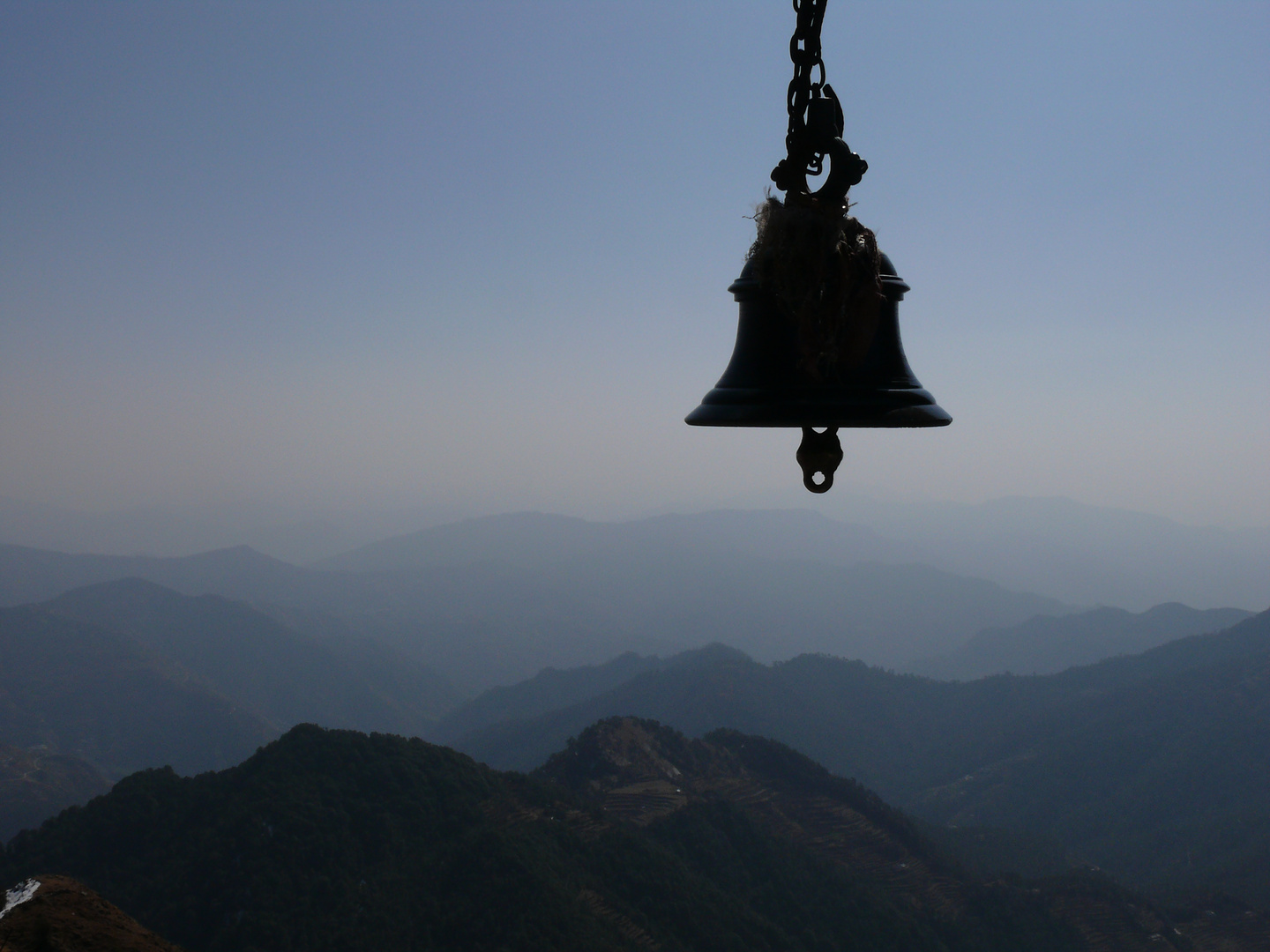 Temple Bell - India
