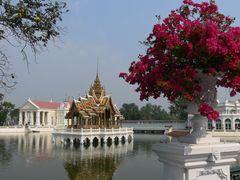 Temple de Bang-Pa-In (Thailande)