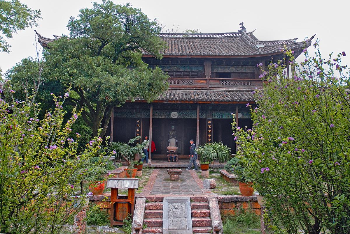 Temple in Baisha