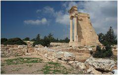 - temple of Apollo -