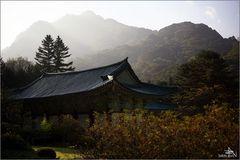 Temple Pyohon - Mont Myohyang II