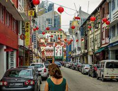 Temple Street Singapore