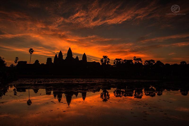 [...Temple Sunrise...]