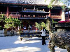 Temple taoïste de Beijing. 1